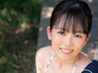 「ボンビーガール」で話題・川口葵、美ボディ披露の水着姿がエモい