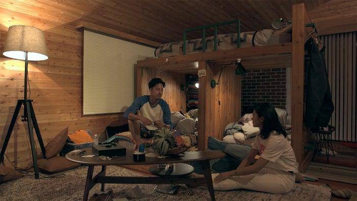 貴之、綾「TERRACE HOUSE OPENING NEW DOORS」31st WEEK(C)フジテレビ/イースト・エンタテインメント