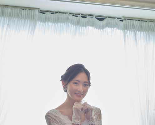生駒里奈、ウェディングドレス姿披露 Novelbright新曲「愛結び」MV出演