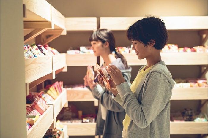 和菓子やスナック菓子も!福岡にお菓子がコンセプトの新ホステル開業へ/画像提供:インベスターズクラウド