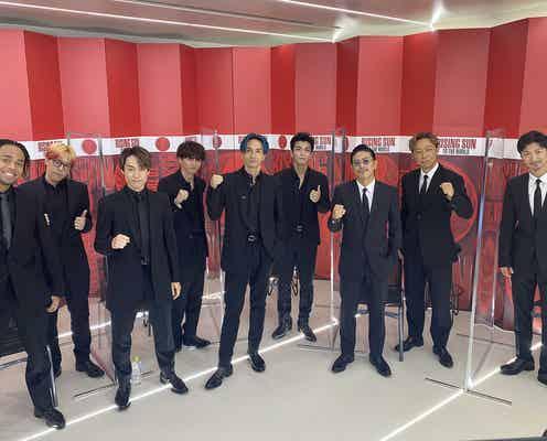 松本利夫・USA・MAKIDAI、7年ぶり「週刊EXILE」MC登場 知られざるEXILEメンバーの素顔明らかに