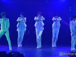 """""""新世紀ユニット""""G=AGE、迫力ダンスに観客熱狂 全力パフォーマンスで魅了"""