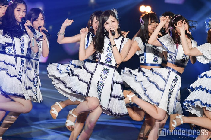 「GirlsAward 2016 AUTUMN/WINTER」に出演した乃木坂46(C)モデルプレス