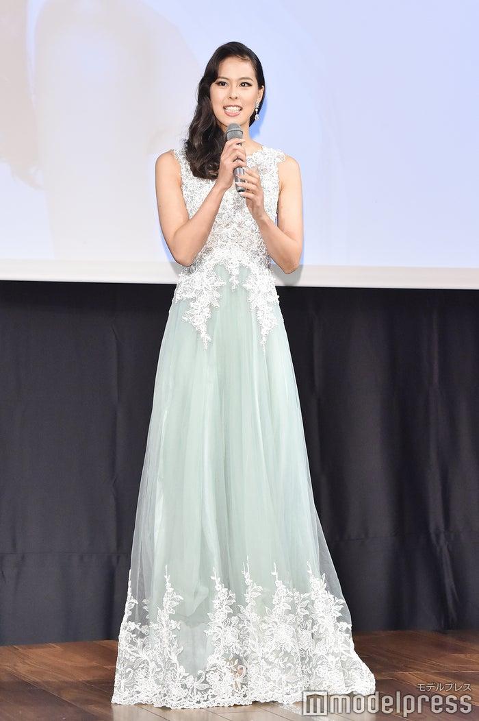 阿部桃子(C)モデルプレス