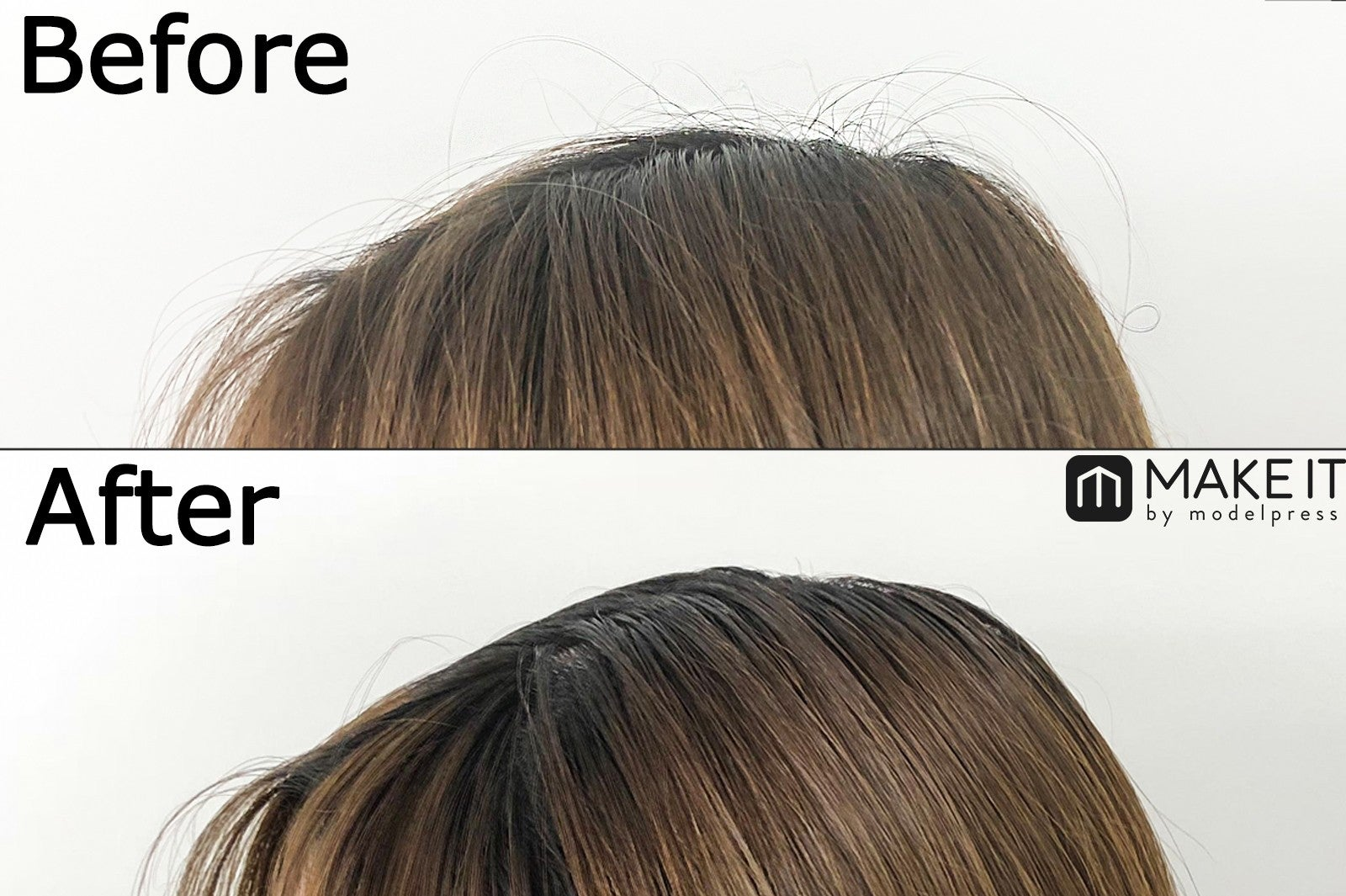 あ ほげ を 抑える あほげを抑える方法を紹介♪浮き毛をなくして完璧ヘアスタイルに♡