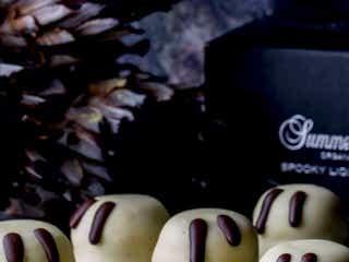 デンマーク発チョコレートブランド「サマーバード オーガニック」に、ハロウィン限定スイーツ登場