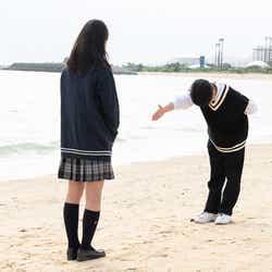 みやび、はるみ「今日、好きになりました。-春桜編-」(C)AbemaTV, Inc.