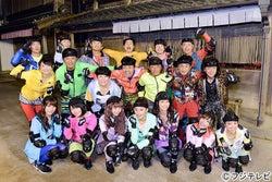 AKB48横山由依&入山杏奈・佐野ひなこら「逃走中」参戦 新たな仕掛けも