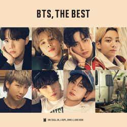 BTS「BTS, THE BEST」セブンネット限定盤 (提供写真)