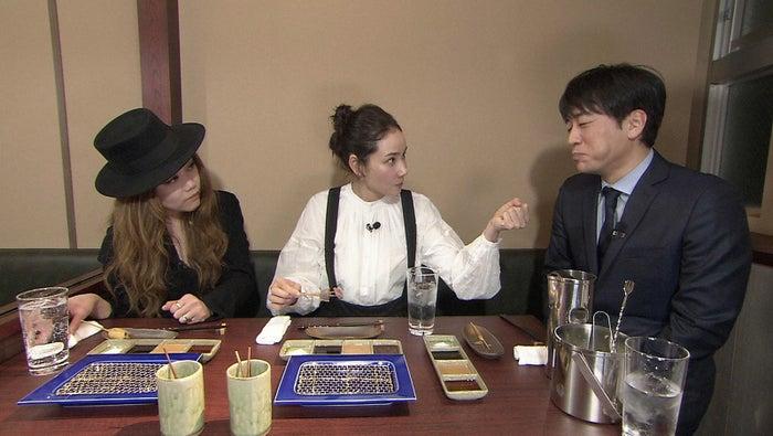 番組の様子(TBS)