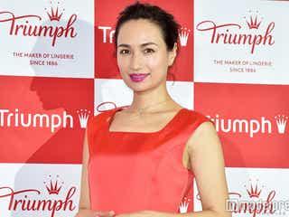 佐田真由美、モデル歴37年で変わらぬ美しさの秘訣は 愛娘との私生活も明かす