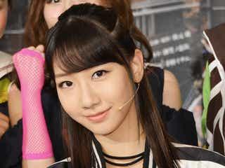 "AKB48柏木由紀「全て捨てたつもりで」久々""黒髪""で気合十分"