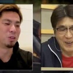 前田健太、田中将大投手に「投げ合いたいですね。まだ1回も投げ合ったことがないので」