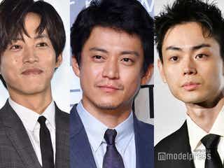 小栗旬、松坂桃李&菅田将暉の演技を絶賛「急激に進化」「才能がすごくある」
