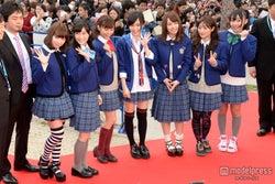 NMB48、大歓声に笑顔 渡辺美優紀は「頑張ります」と気合い
