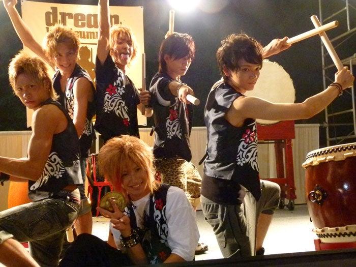 「men's egg Drummers-メンズエッグ・ドラマーズ-」/(C)2011「egg×mgg」製作委員会