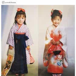 モデルプレス - 木下優樹菜、七五三写真が長女とそっくりすぎ「びっくりするくらい似てる」と驚きの声