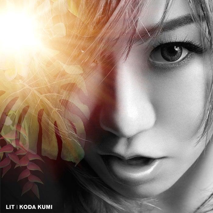 倖田來未60枚目のシングル「LIT」(配信/ファンクラブ/ライブ会場限定、8月2日発売)(画像提供:avex)