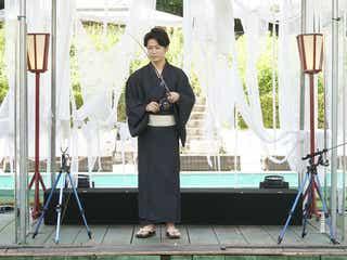 KAT-TUN亀梨和也、浴衣姿でイベント登場 サプライズに戸惑い<事故物件 恐い間取り>