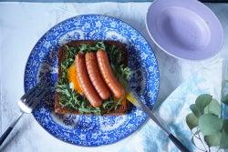 朝ごはんで乾燥対策。旬食材を使った簡単オープンサンドレシピ