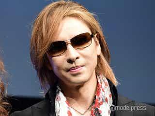 X JAPAN・YOSHIKI、再手術の可能性を告白 ファンから心配の声