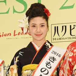 モデルプレス - 「きものクイーンコンテスト2016」東京出身の19歳がグランプリ