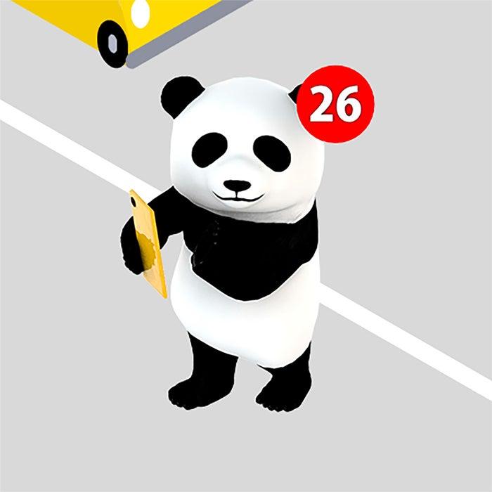 グループパンダ(提供画像)