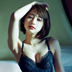 モデルプレス - 武田玲奈、水着グラビア一時休止宣言 ラストに魅せた大人の色気