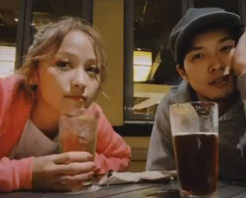 Dream Ami&元テラハ半さん夫妻、仲良しハワイ旅行ショットに「素敵すぎ」の声