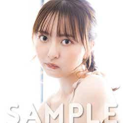 「HKT48  森保まどかラストフォトブック スコア」セブンネット限定特典:ブロマイド1枚付き(C)KADOKAWA (C)Mercury   PHOTO/TANAKA TOMOHISA