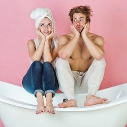 一緒にお風呂入ろ♡彼氏とのバスタイムに準備しておきたい4つのこと