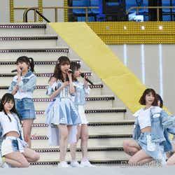 HKT48「AKB48グループ春のLIVEフェスin横浜スタジアム」(C)モデルプレス