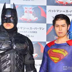 千葉ットマン(左)(C)モデルプレス