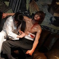 「Diner」窪田正孝、妖艶な肉体美披露 藤原竜也との麗しき場面カット解禁