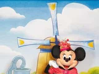 """3月2日は「ミニーの日」。「ミニーのスタイルスタジオ」で""""新ファッション""""を初公開"""