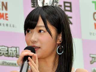 指原莉乃、田中れいなのモーニング娘。卒業公演に大興奮