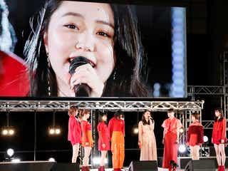 アンジュルム室田瑞希、無観客の「ひなフェス」で卒業公演 メンバー・ファンに感謝<手紙全文/セットリスト>