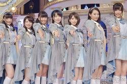 秋元康プロデュース・新アイドルグループ候補7人お披露目<プロフィール>
