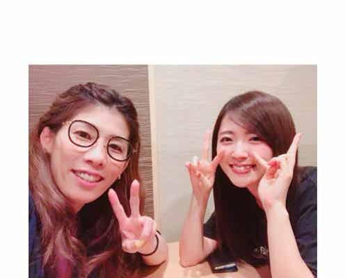 鈴木愛理、吉田沙保里とプライベートショット公開  意外な交流に反響