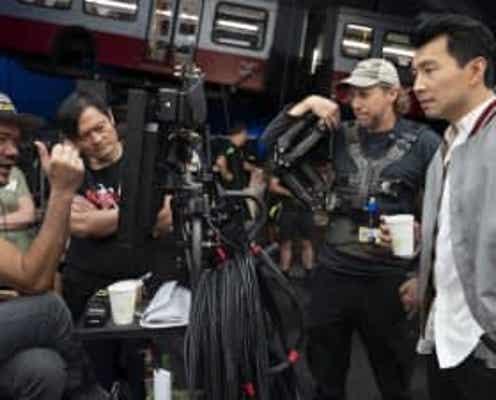 壮絶アクションの舞台裏が明らかに!『シャン・チー』メイキング映像、ケヴィン・ファイギ「マーベル映画で史上最大級のスケール」