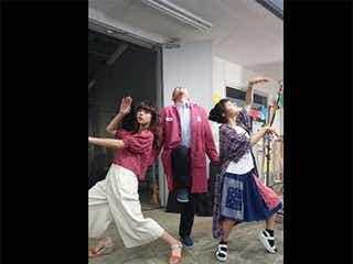池田エライザ、土屋太鳳と全身でチョける「青春です」
