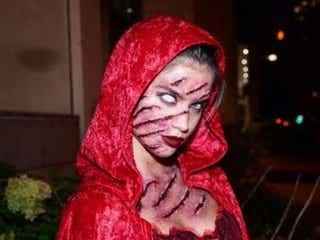 ヴィクシー・エンジェルズの仮装が本気すぎ 世界トップレベル美女たちのハロウィンに注目