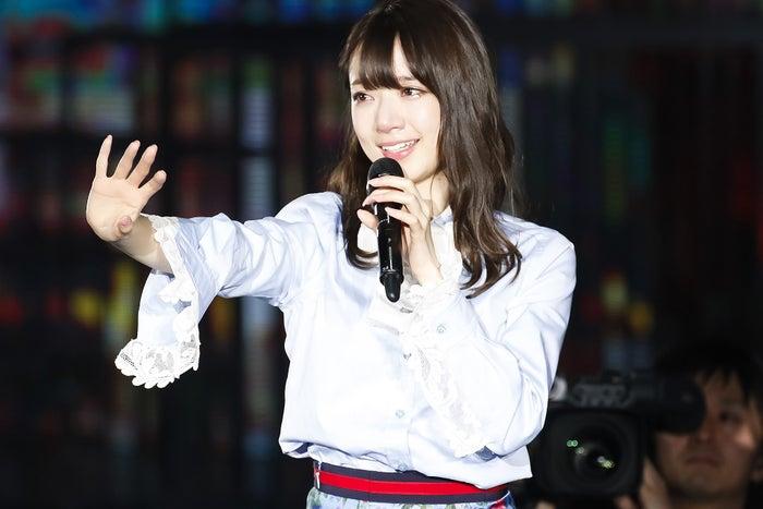 乃木坂46を卒業した橋本奈々未/画像提供:ソニー・ミュージックレーベルズ