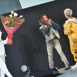 "EXILE ATSUSHI、サプライズで駆けつける!""後輩""BALLISTIK BOYZにエール<札幌コレクション2019>"