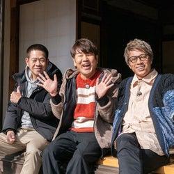 田村淳&FUJIWARA、移住者のリアルをのぞき見!氷点下の中、物置で寝起きする男性の暮らしに驚愕