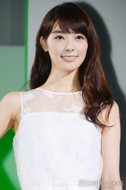 「第1回 ミス・美しい20代コンテスト」の際の宮本茉由(C)モデルプレス