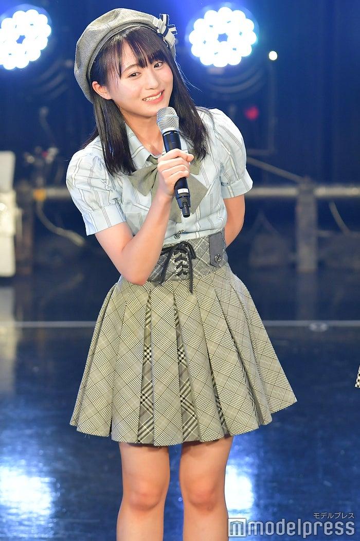 坂口渚沙/AKB48チーム8「TOKYO IDOL FESTIVAL 2018」 (C)モデルプレス