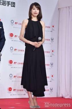加藤綾子 (C)モデルプレス