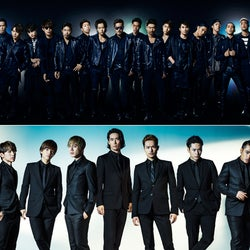 EXILE、三代目JSB、SMAPほか『Mステ』10時間SPに新たに19組出演決定