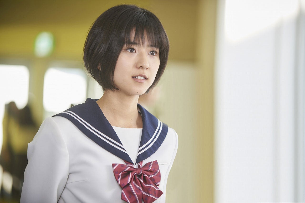 黒島結菜(C)2018映画「プリンシパル」製作委員会(C